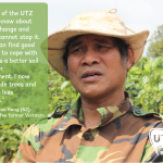 UTZ coffee farmer quote Levan Bang Vietnam