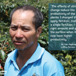 UTZ coffee farmer quote Vu Van-Nghiep Vietnam