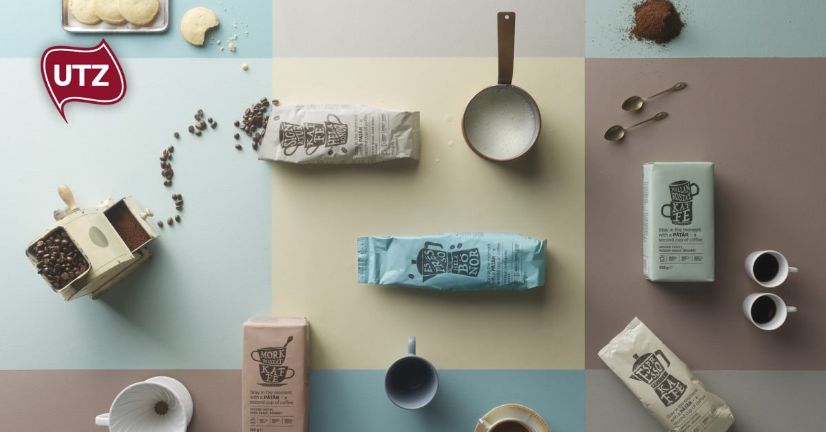 Utz Ikea Goes All In With New And Eu Organic Certified Coffee Range
