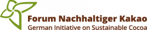Logo of Forum Nachhaltiger Kakao-The German Initiative on Sustainable Cocoa