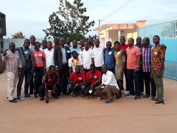 The UTZ network of associated trainers in Côte d'Ivoire