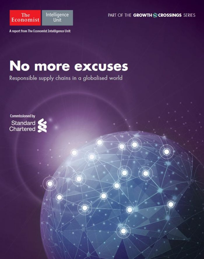 Cover page of the report from The Economist Intelligence Unit
