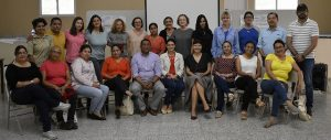 Honduras coffee gender workshop participants